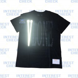 Vlone Staple Reflective Tee...